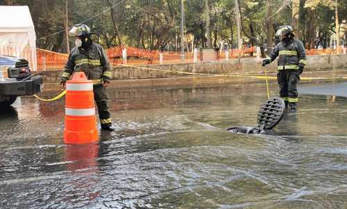 CDMX: Azcapotzalco sufre por falta de agua (La Jornada)