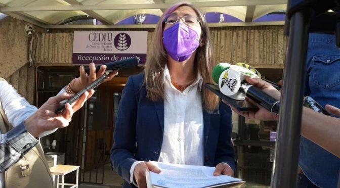 Guadalajara: Presentan queja en CEDHJ por escasez de agua (El Diario NTR)