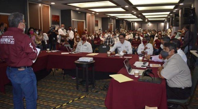 Tam: Se crea el Consejo Consultivo en Materia de Agua y Desarrollo Sustentable (La Verdad de Tamaulipas)