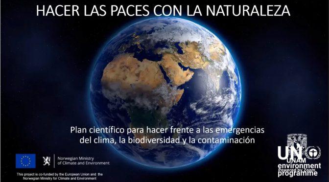 Mundo: Quedan menos de diez años para actuar (DGCS UNAM)
