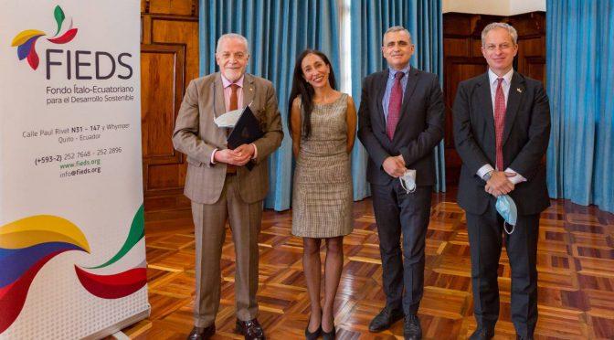 Mundo: Se lanzó convocatoria para financiar proyectos ambientales por $9′500.000, con fondos del canje de deuda con Italia (El Universo)
