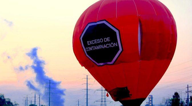 Greenpeace culpa al gobierno de AMLO por 'exceso de contaminación' (Forbes México)