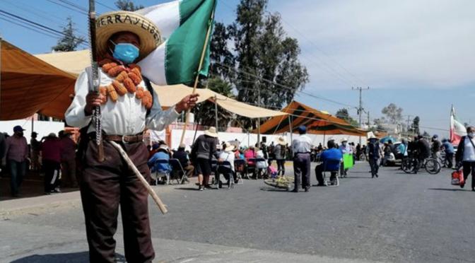 Tres multinacionales controlan el agua embotellada en Puebla: Danone, Nestlé y Dr. Pepper (La Jornada Oriente)