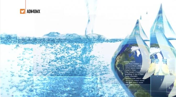 Opinión: La importancia del agua en tiempos de pandemia (adn40)