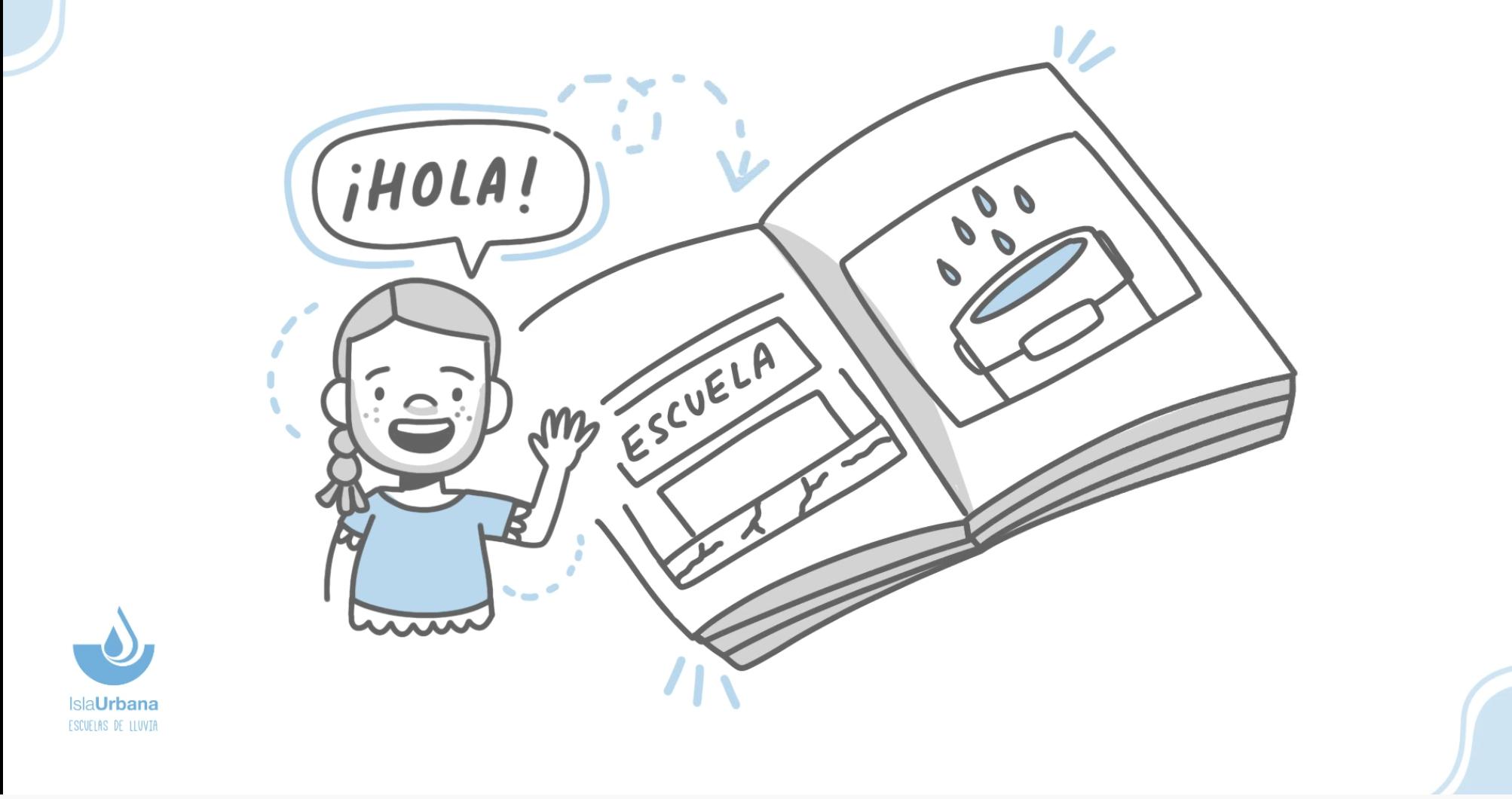 Isla Urbana: Escuelas de Lluvia – MakeSense (Video)