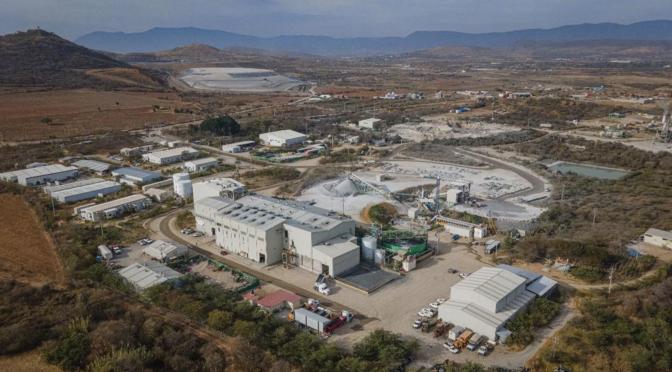 Oax: Promete Semarnat analizar argumentos de comunidades de Oaxaca en contra de proyecto minero (El Universal)