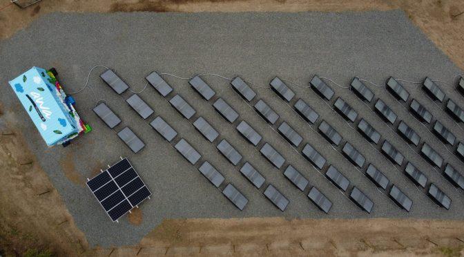 Chile: Una startup chilena genera agua potable a partir del aire con energía solar (PV Magazine)
