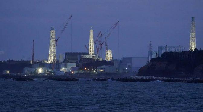 Mundo: Países 'hacen equipo' contra plan de Japón para arrojar agua radioactiva de Fukushima al océano (El Financiero)