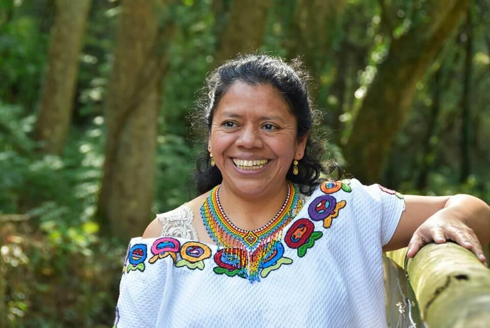 Guatemala- Ganadora de premio de justicia ambiental: 'Tenemos el derecho de vivir en un territorio que para nosotras es sagrado' (RUDA)