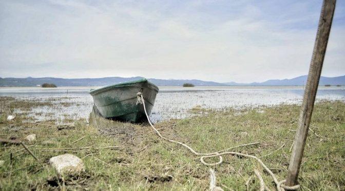 Mich: Peligra el milenario lago de Cuitzeo, el segundo más grande de México (Reporteros Hoy)