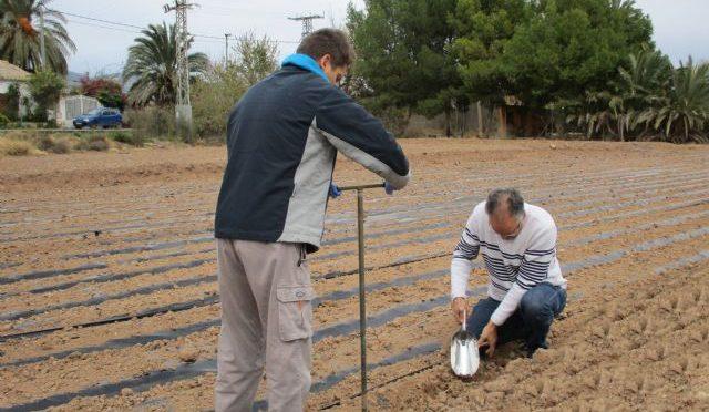 Un estudio de Esamur y el CTNC certifica la excelente calidad de las aguas regeneradas y su garantía sanitaria para uso agrícola (Murcia)