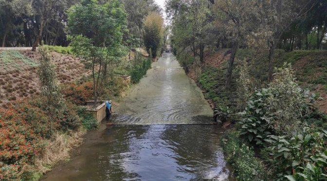 Ciudad de México: Impulsan restauración ecológica en Canal Nacional de la CDMX (Portal Ambiental)