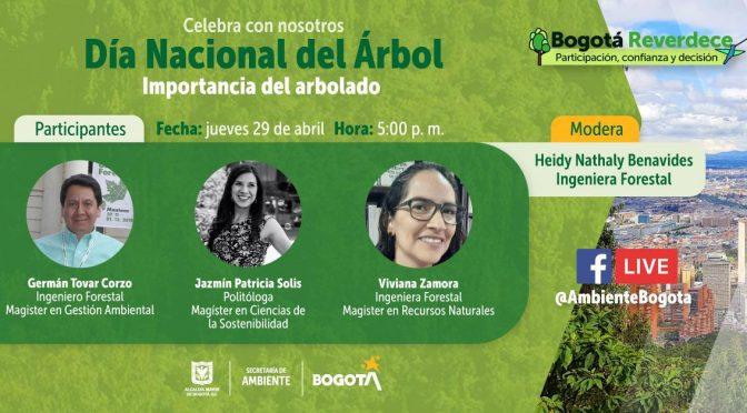 Ambiente Bogotá- Día Nacional del Árbol 🌱🌳