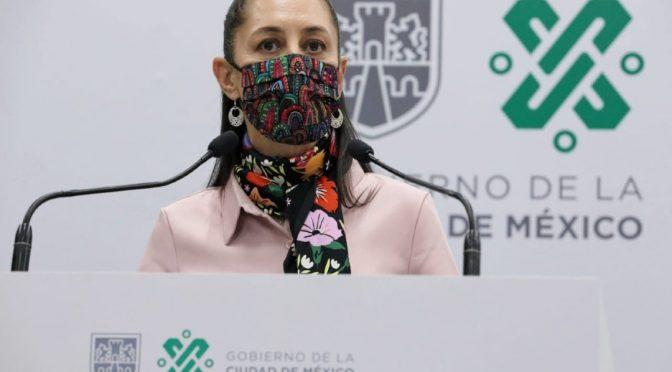 CDMX: Sheinbaum pide a capitalinos denunciar uso político en el suministro de agua (Noticieros Televisa)