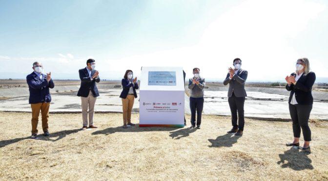 La IMCC construirá cuatro humedales para abastecer de agua limpia a comunidades mexicanas (Sin embargo)