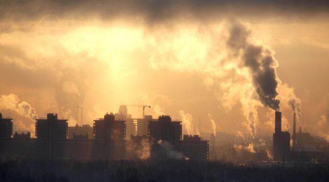 Día Mundial de la Salud: la contaminación es trágica como la COVID-19 (Tiempo)