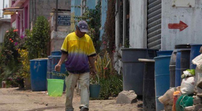 CDMX, sin prevención ni aprovechamiento del agua: experta (La Silla Rota)