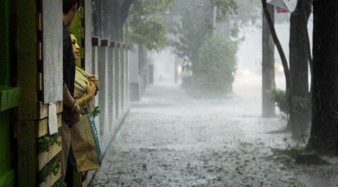 Ahí viene Tláloc: prevén tormentas y granizadas en CDMX (Chilango)