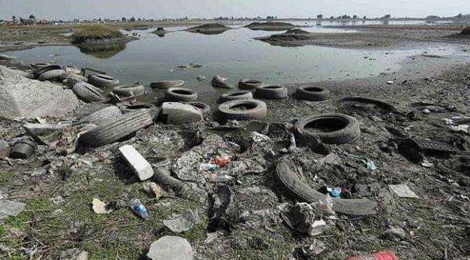 Toluca: Refugio de patos ahora es un basurero (Notigram)