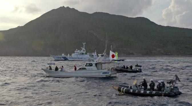 China critica a Japón por plan para liberar agua radiactiva (The San Diego Union-Tribune)