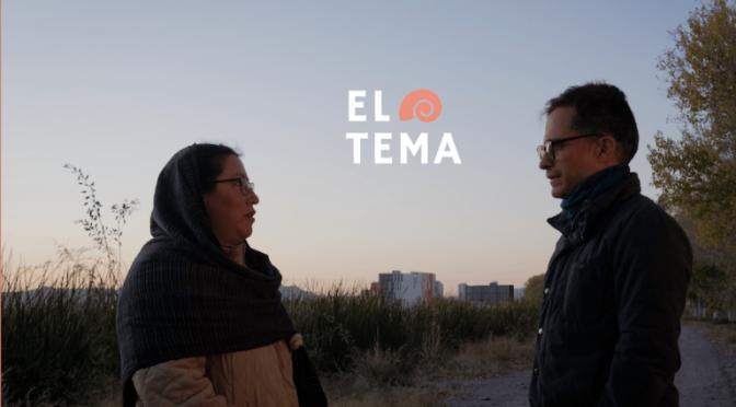 Gael García Bernal y Yásnaya Aguilar presentan El tema, serie sobre la crisis climática en México (Noroeste)