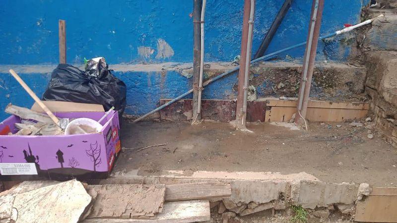B.C: Sancionan a mujer por tiradero de agua (El Vigía)