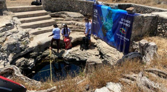 Yuc: Detectan partículas cancerígenas y fecales en cenotes de Yucatán (Por Esto!)