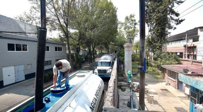 Con planta potabilizadora distribuirán agua en Edomex y CDMX (La Jornada)