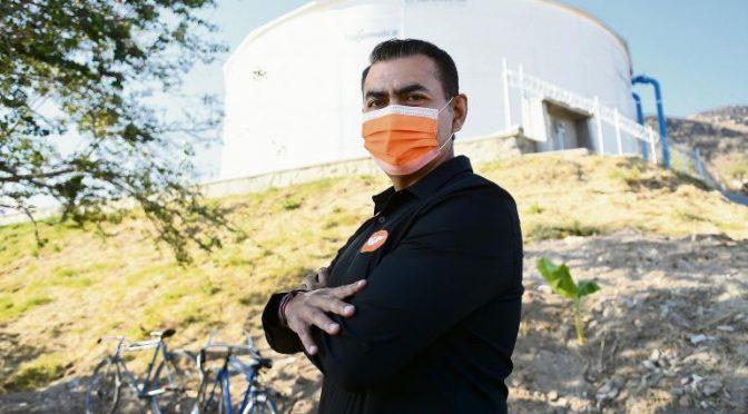 México: Salvador Zamora presenta eje contra desabasto de agua en Tlajomulco (Informador)