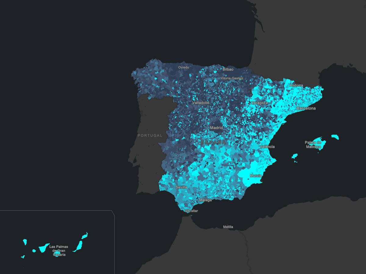España- Las dos Españas del agua: al oeste se tira más del grifo y en el resto aprecian la embotellada (El Confidencial)