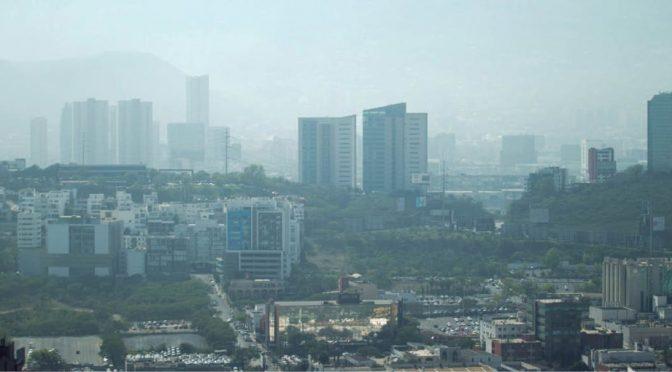 Monterrey: Mandamientos a candidatos por el medio ambiente (Reporte Indigo)