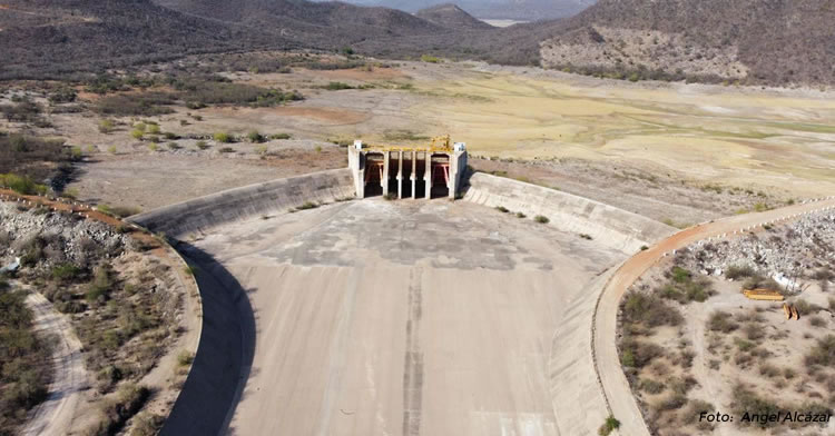 MX: Seguridad hídrica en tiempos de sequía (Gobierno de México)