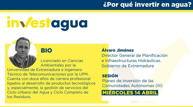 Extremadura anuncia en INVESTAGUA su primera ley autonómica del Ciclo Urbano del Agua para 2021 (iagua.es)