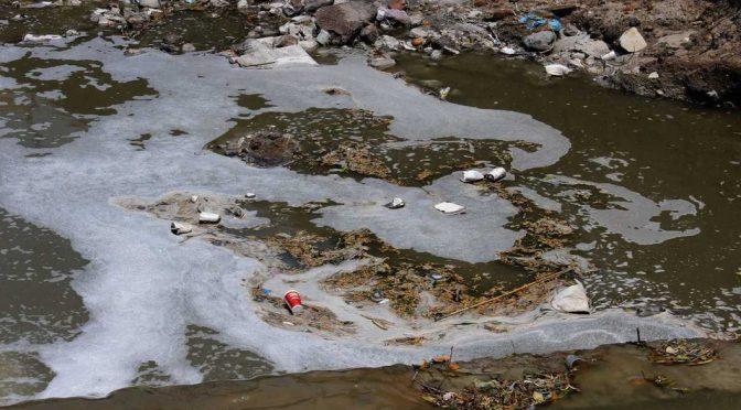 Pue: Atoyac, en su peor nivel de contaminación por efectos de la pandemia: ONG (Milenio)