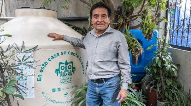 ¿Te falta el agua? CDMX dará curso para aprender a reciclar agua de lluvia (Data Noticias)