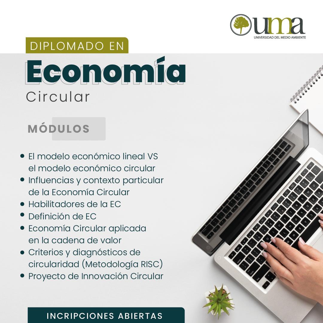 UMA México- Diplomado en Economía Circular 🌀