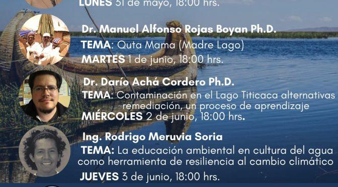 La Semana del Lago Titicaca: Navegando entre Totora y plástico