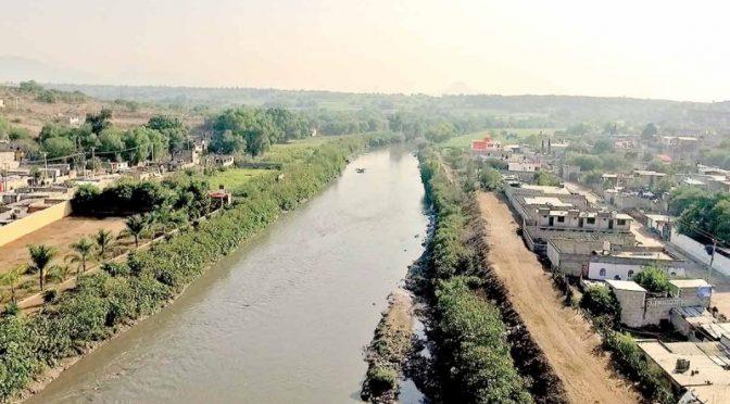 CDMX: Acusan riego de hortalizas con aguas del Río Negro (Excelsior)