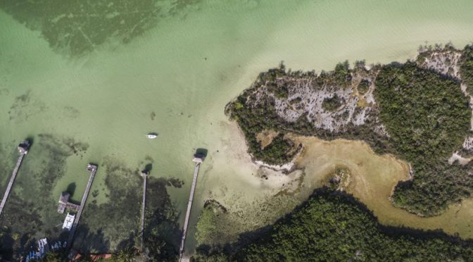 Quintana Roo- La ruina de una joya ecológica: los colores de la Laguna Bacalar se desvanecen sin protección ambiental (El País)
