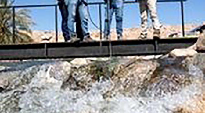 Reviven el río Colorado, le suministrarán agua por 164 días (El Vigía)