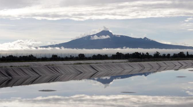 UNAM: 75.16% del agua superficial en Puebla está destinada a su explotación agrícola e industrial (La Jornada Oriente)