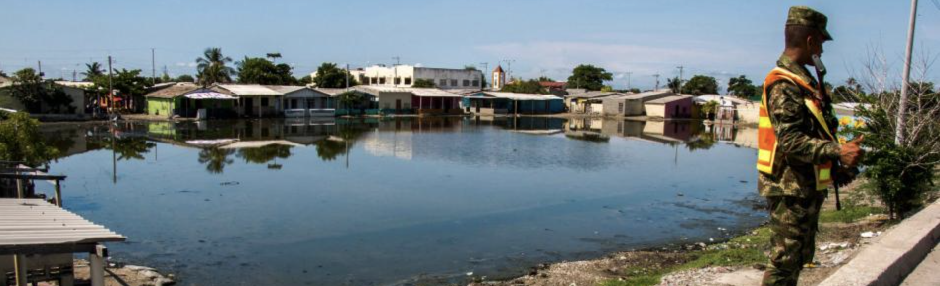 Causas y consecuencias de la contaminación del agua en Colombia (El Tiempo)