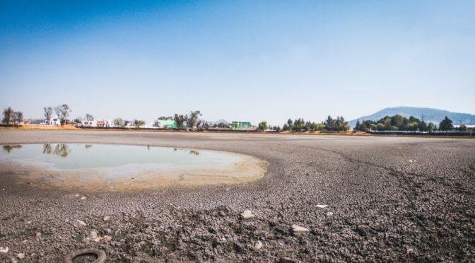 Toluca- Catástrofe ambiental en Toluca: sequía, contaminación y temperatura en máximos históricos (AD Noticias)