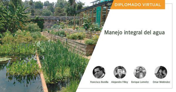 UMA México- Diplomado Virtual Manejo integral del agua