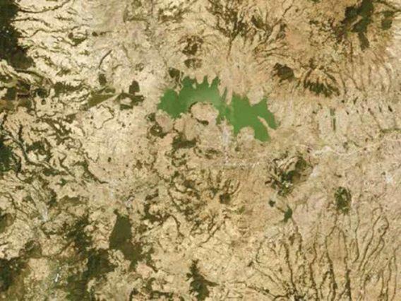 NASA alerta sobre la grave sequía que enfrenta México (Excelsior)