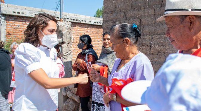 """""""Necesaria una ley de aguas"""": Abigail Arredondo (Noticias de Querétaro)"""