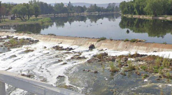 México- Aparición de heces fecales en pozos es consecuencia de saturación del Río Lerma: activista (Portal)