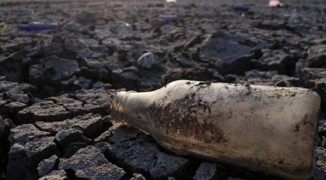 ¿Tláloc nos abandonará? La CDMX podría pasar hasta más de un siglo sin lluvias (El Financiero)