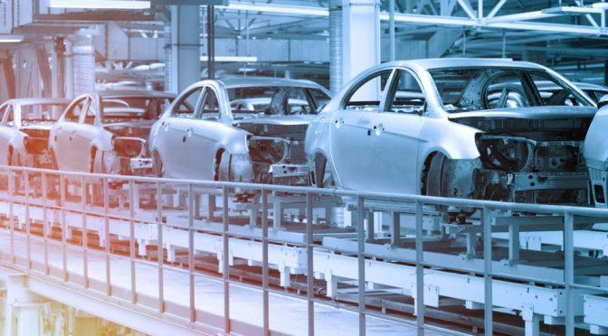 Nalco Water innova en ahorro agua en la fabricación de automóviles (Portal Ambiental)
