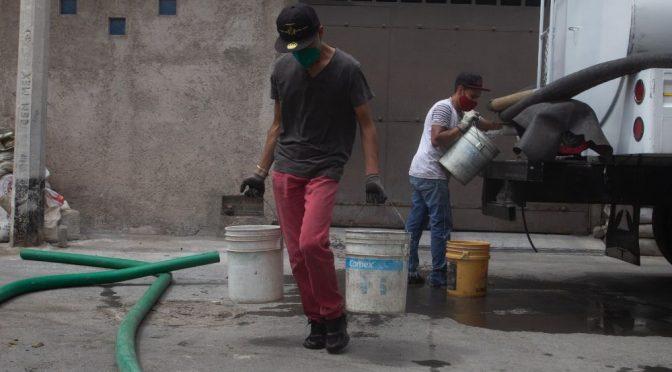 ¡Ciérrale! Habrá menos agua potable en CDMX desde el domingo (Chilango)